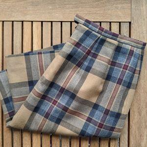 Perfect Plaid Skirt